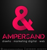 ampersand diseño web y marketing online